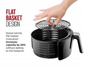 Chefman Turbofry Air Fryer Basket Air Fryer Picks